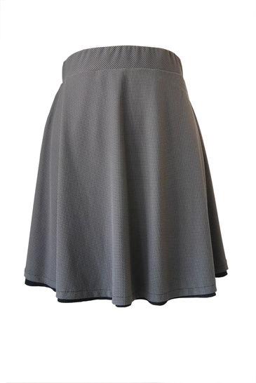 Télécharger Jupe simple - Patrons de couture tout de suite sur Makerist