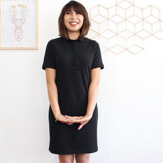 Télécharger Robe Kate | Patron PDF taille 46-58 - Patrons de couture tout de suite sur Makerist
