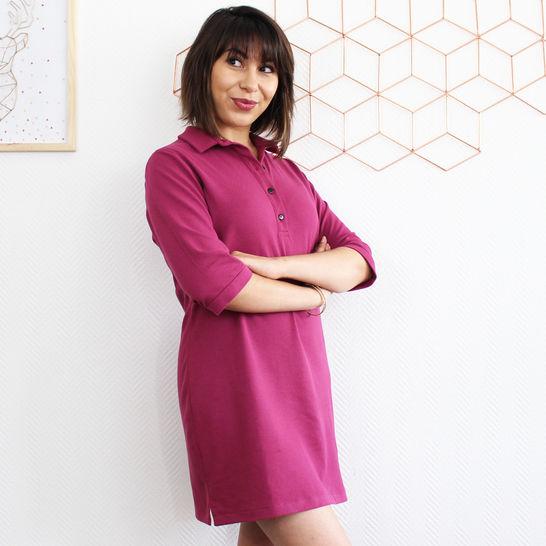 Télécharger Robe Kate | Patron PDF taille 34-48 - Patrons de couture tout de suite sur Makerist