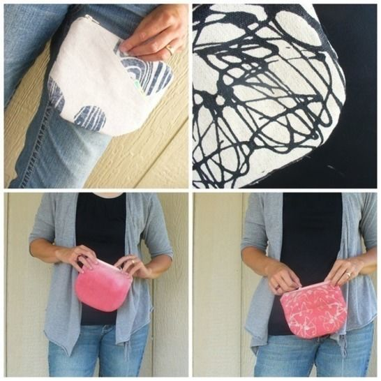 Download Tessa Pouch sewing pattern - Sewing Patterns immediately at Makerist