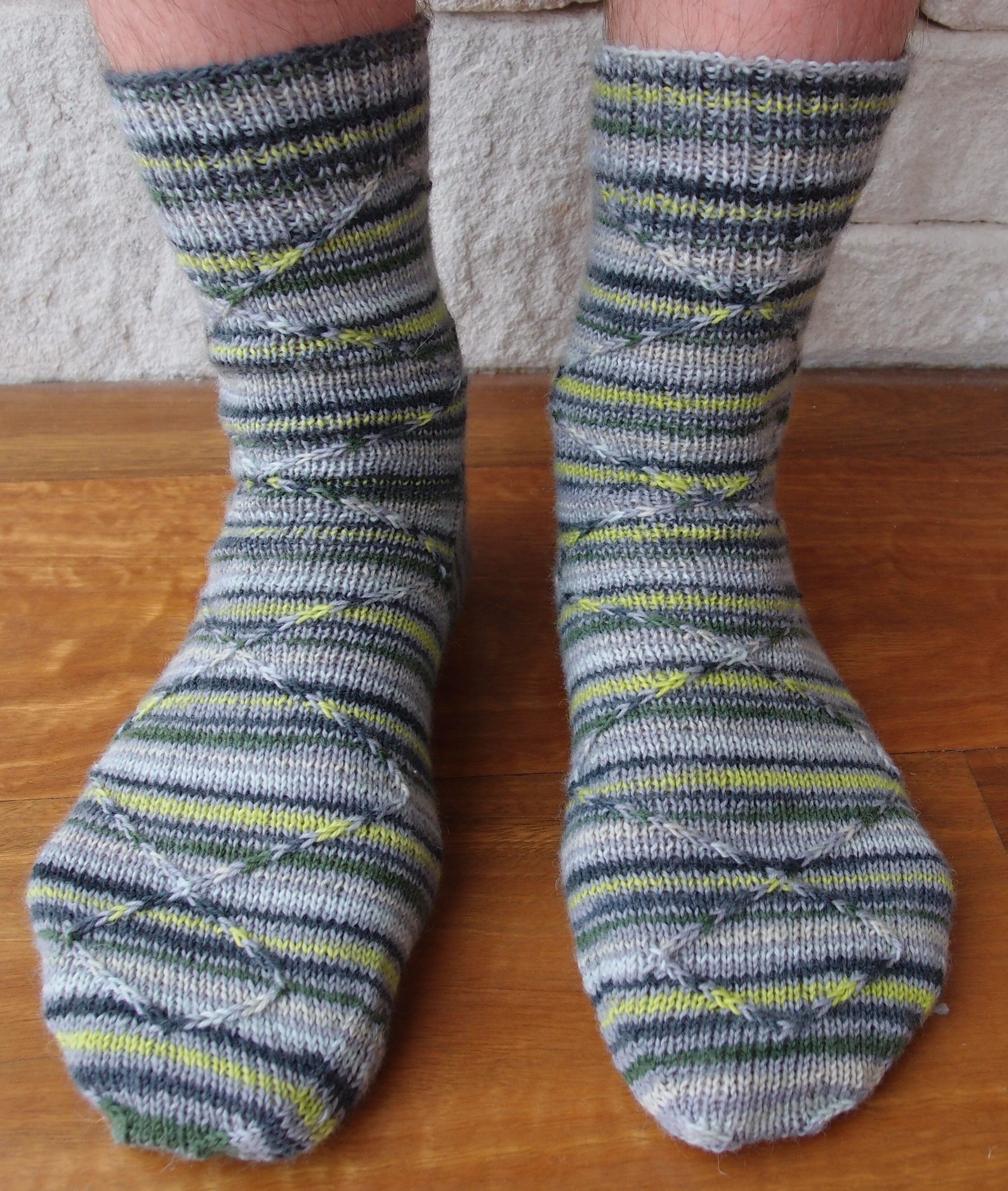 Whatever Socks Knitting Pattern