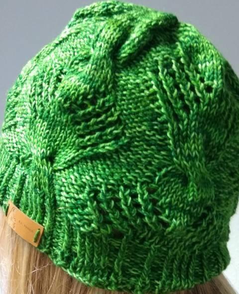 Strick-Mütze Dublin, Damenmütze, Chart, ausführlich bei Makerist sofort runterladen