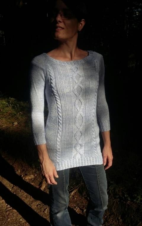 Download let's twist again (sweater) immediately at Makerist