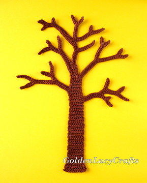 Download Tree Applique immediately at Makerist