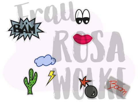 Patches #3 von Frau Rosa Wolke bei Makerist sofort runterladen