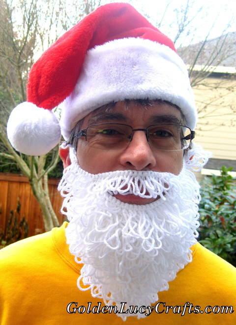 Download Santa's Beard  immediately at Makerist