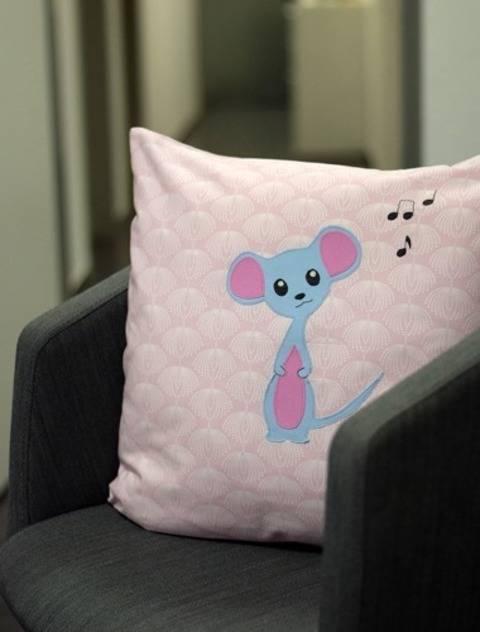 Mäusekind Lala - Applikationsvorlage bei Makerist sofort runterladen