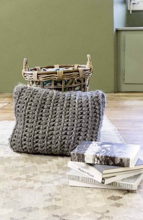 Coussin - tutoriel de crochet  chez Makerist