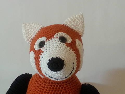 Panda Pedro - Häkelanleitung bei Makerist sofort runterladen