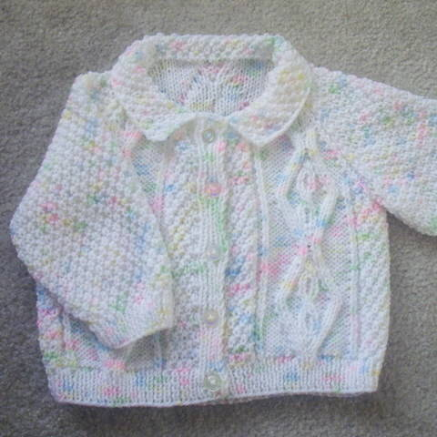 Download Aoibh toddler cardigan immediately at Makerist