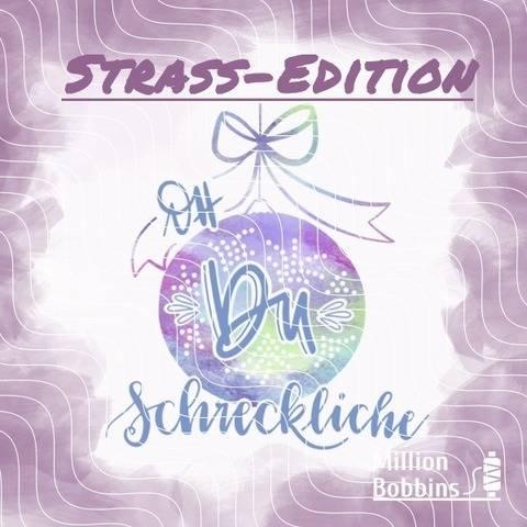 Plottdesign 'Oh Du Schreckliche' Strass-Edition bei Makerist sofort runterladen
