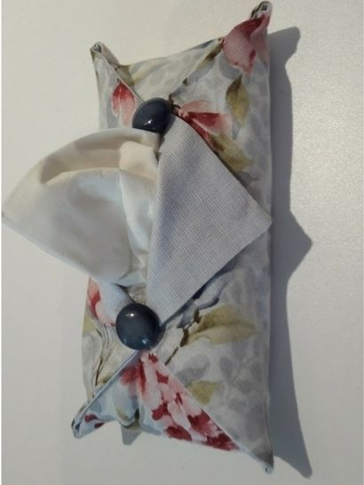 Télécharger Etui à mouchoirs japonais  tout de suite sur Makerist