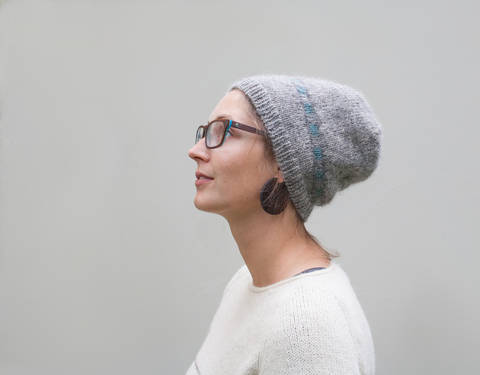 Mütze Grey Matters (Strickanleitung) bei Makerist sofort runterladen