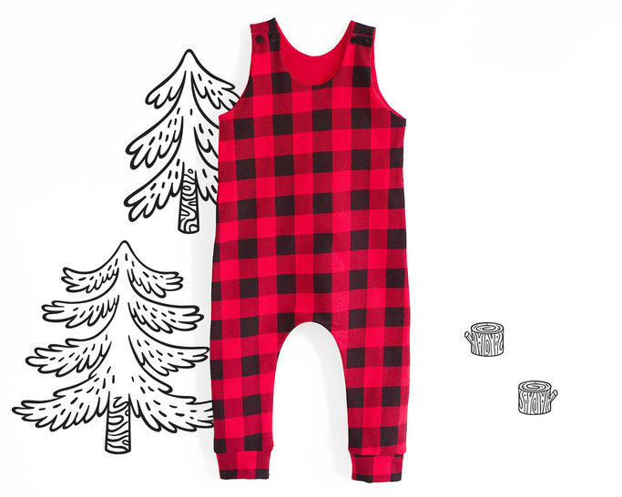 Download Easy to sew romper pattern PDF immediately at Makerist