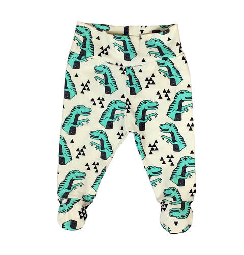 Download Baby footed pants free sewing pattern immediately at Makerist