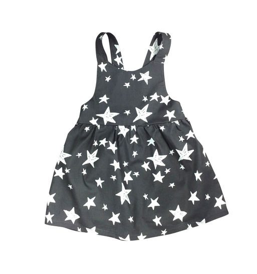 Baby pinafore dress pattern, apron dress sewing patterns pdf, girls ...