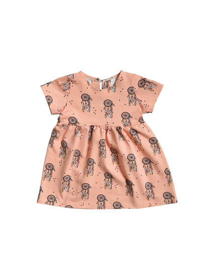 Girls Dress Sewing Pattern Baby Dress Pattern