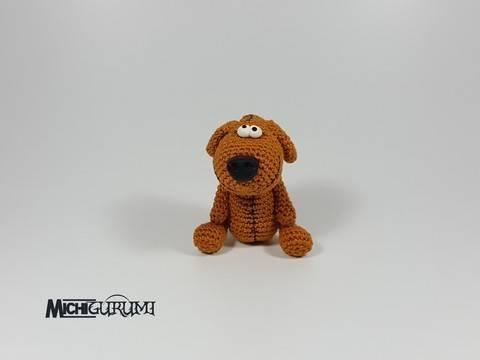 Häkelanleitung: Mini - Hund bei Makerist sofort runterladen