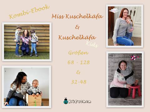 KOMBI (Miss) Kuschelkäfa Kids bei Makerist sofort runterladen
