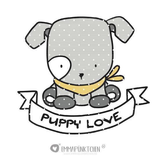 emmapünktchen ® - puppy plottdesign bei Makerist sofort runterladen