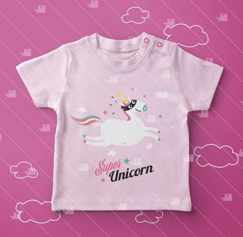 Download Super-Unicorn - Cutting file immediately at Makerist