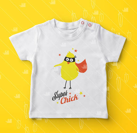Download Super-Chick - Cutting file immediately at Makerist
