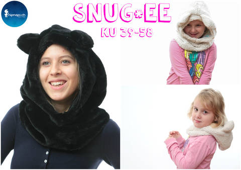 Download ebook snug*ee, detailed sewing and pattern in A4 PDF all sizes immediately at Makerist