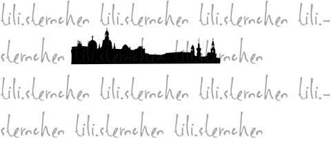 Plottervorlage • Dresden Silhouette • Plotterdatei bei Makerist sofort runterladen