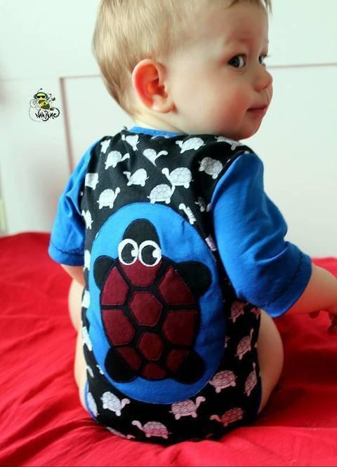 Applivorlage/Ebook + Plottdesign - Schildkröte bei Makerist sofort runterladen