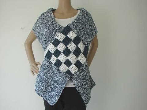 Download Braided scarf - crochet pattern immediately at Makerist