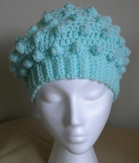 Bobble Hat Crochet Pattern