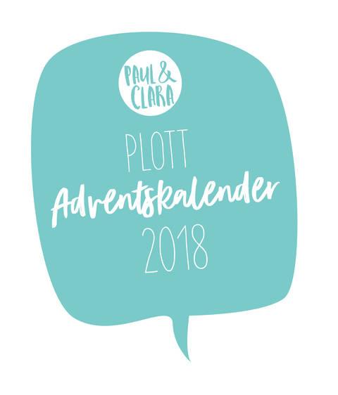 Adventskalender 2018 Plottervorlagen bei Makerist sofort runterladen
