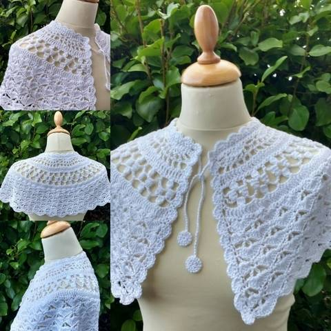Download First Communion Cape immediately at Makerist
