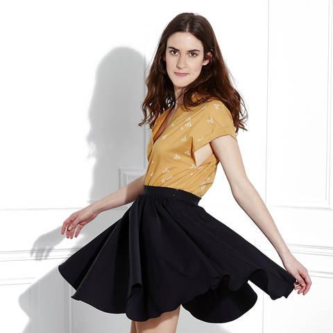 Télécharger Jupe Java - Patron couture - Femmes taille 34 à 46 tout de suite sur Makerist