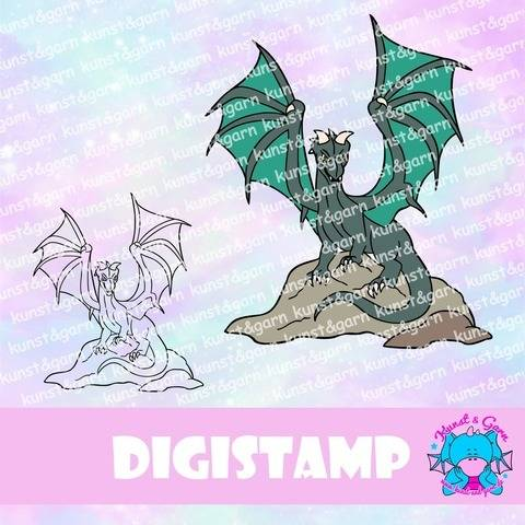 DigiStamp Dragon2 bei Makerist sofort runterladen