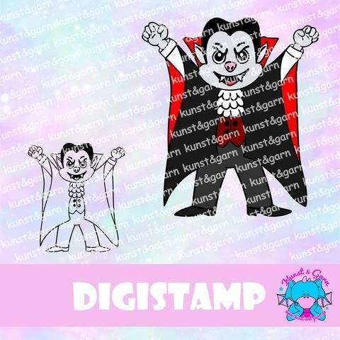 DigiStamp Dracula bei Makerist sofort runterladen