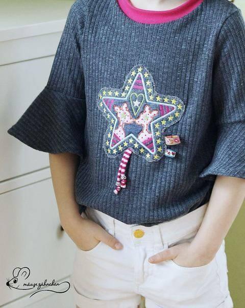eBook Shirt Liz Gr.74-170 bei Makerist sofort runterladen