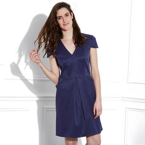 Télécharger Robe Imagine - Patron couture - Femmes taille 34 à 46 tout de suite sur Makerist