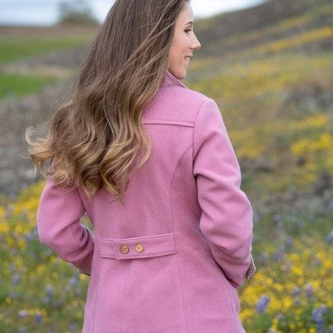 Download Women's Forester Coat immediately at Makerist