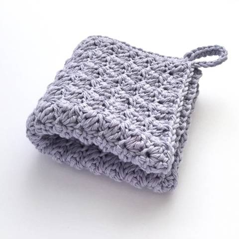Download Washcloth Crochet Pattern immediately at Makerist
