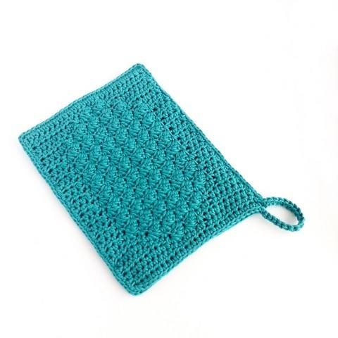 Download Wash Mitt Crochet Pattern immediately at Makerist