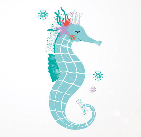 Download Seahorse - Cutting file immediately at Makerist