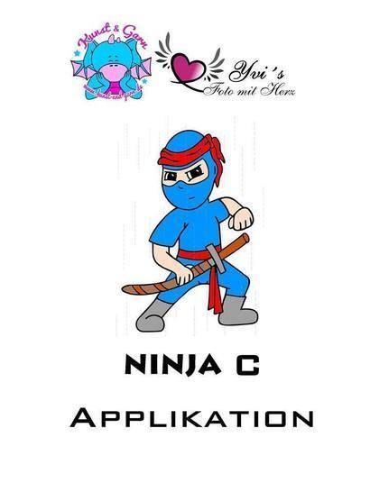 Applikationsvorlage Ninja2 (C) bei Makerist sofort runterladen