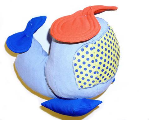 Ebook Kuschel Hubschrauber Nähanleitung Schnitt Kuscheltier Spielzeug Teddy bei Makerist