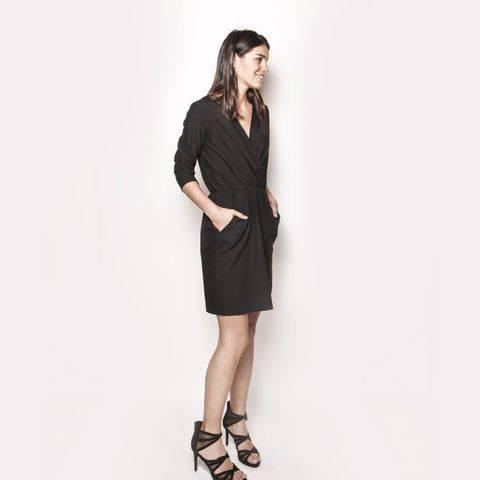 Télécharger Robe Belleville - Patron couture - Femmes taille 34 à 46 tout de suite sur Makerist