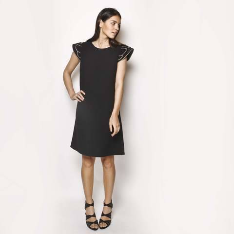 Télécharger Robe Anne-Charlotte - Patron couture - Femmes taille 34 à 46 tout de suite sur Makerist