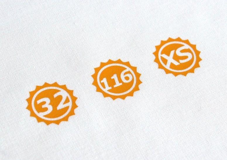 Plotterdatei Größenlabel Sonne - Plotterdateien bei Makerist sofort runterladen