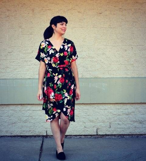 Download The Reno Dress PDF sewing pattern and tutorial immediately at Makerist