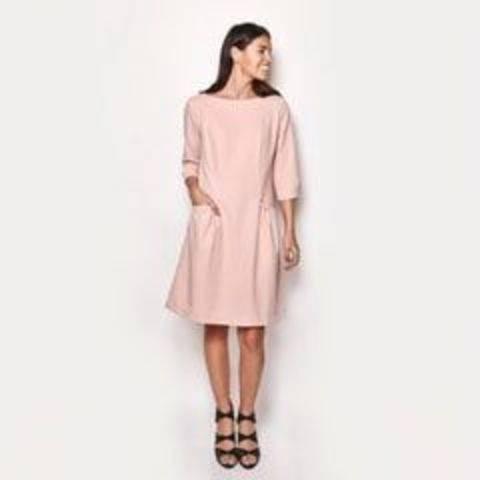 Télécharger Robe Vogue - Patron couture - Femmes taille 34 à 46 tout de suite sur Makerist
