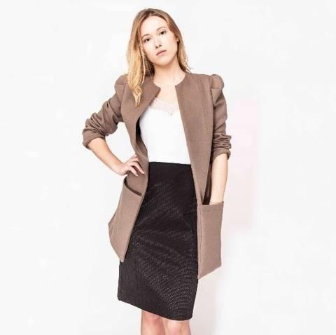 Télécharger Veste Janis - Patron couture - Femmes taille 34 à 46 tout de suite sur Makerist